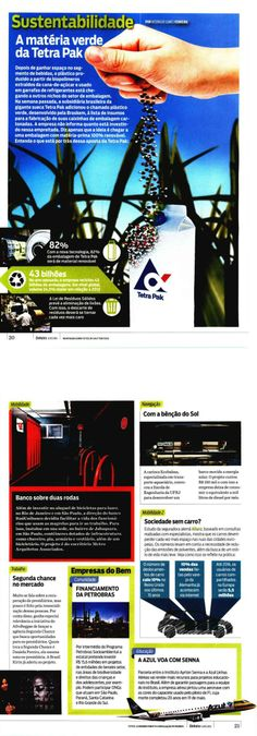 Título: Sociedade sem carro? Veículo: revista IstoÉ Dinheiro. Data: 12/05/2014. Cliente: Allianz Seguros.