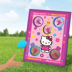 Hello Kitty Bean Bag Toss Game - Party City