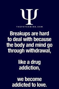 Breakups...