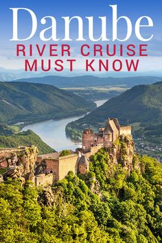 """The Danube is to European river cruises what the Caribbean is to ocean cruises. It's the de-facto destination everyone thinks of when the words """"river cruise"""" are mentioned. Tauck River Cruises, River Cruises In Europe, Cruise Europe, Cruise Travel, Cruise Tips, Best European River Cruises, European Vacation, Travel Packing, Travel Tips"""