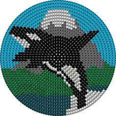 Native Beadwork, Native American Beadwork, Mochila Crochet, Native American Patterns, Tapestry Crochet Patterns, Fabric Hearts, Nativity Crafts, Seed Bead Earrings, Bead Weaving