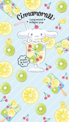 ♥ Be Positive ♥ Sanrio Wallpaper, Hello Kitty Wallpaper, Kawaii Wallpaper, Kawaii Chibi, Kawaii Cute, Sanrio Characters, Cute Characters, Wallpaper Backgrounds, Iphone Wallpaper