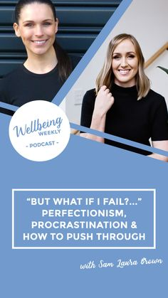 This week I'm joined by Mindset Coach for Perfectionists, Sam Laura Brown, and we're talking all about how perfectionism can impact entrepreneurs and hold you back, and also how to move through it. Best Self, Girl Boss, Business Tips, Fails, Career, Brown, Carrera, Make Mistakes, Freshman Year