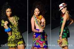 Annie Chajin - Panamanian designer
