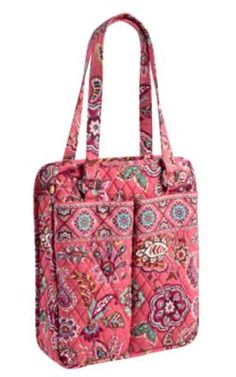 Vera Bradley Perfect Pocket Tote~ on sale on website. 3 patterns are 60% off!