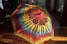 regenboog haak paraplu