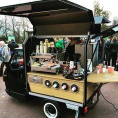 Espresso on the street #espressoperfettotr #rocketespresso