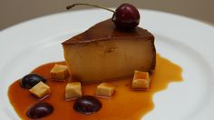 Passion fruit flan.  Puerto Rico does it better.
