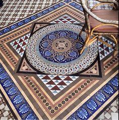 Mosaico...