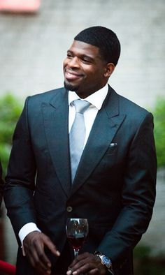 P.K. SUBBAN CITY: Montreal. DAY JOB: A defenceman for the NHL's Montreal Canadiens, P.K. was recently on the cover of 'Sports Illustrated' (in Canada, at least). FAVOURITE BOUTIQUE: Sartorialto in Montreal. GOT TO HAVE IT: A French-cuffed dress shirt. I think every man should have one.