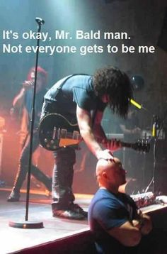 Oh Ray..you're so precious. :) FRO POWER