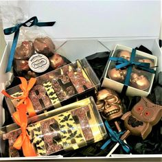 FREE Halloween Chocolate Box | Gratisfaction UK Free Samples Uk, Freebies Uk, Free Competitions, Halloween Chocolate, Uk Deals, Chocolate Box, Food And Drink, Gift Wrapping, Gift Wrapping Paper