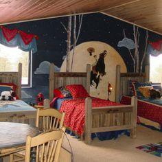 Kids Western Bedding Sets