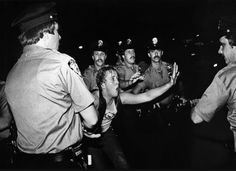 A history of the Stonewall riots, where LGBT people in New York City took a stand against violent state repression and battled the police, kickstarting a militant, global gay liberation movement. Stonewall Riots, Stonewall Uprising, Gay Rights Movement, Lgbt History, Best Documentaries, Iconic Photos, Female Photographers, Culture, Gay