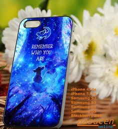 simba the lion king sparkling iPhone 4/4s/5/5c/5s Case by PASUCEN, $15.00 I love this quote and the fact that it's lion king is great love the color too I want!!!