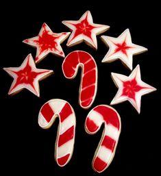 Stars & Stripes Christmas Cookies