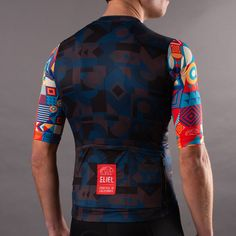 Cycling Gear, Cycling Jerseys, Cycling Outfit, Road Cycling, La Art, Easy Entry, Downtown Los Angeles, Sleeve Designs, Herschel Heritage Backpack