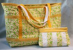 Guest Blogger Barbara Talbert talks about her fabulous travel totes! Learn more about this project and more on the Connecting Threads blog.