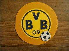 Stempelfrida: Geburtstag BVB Fan