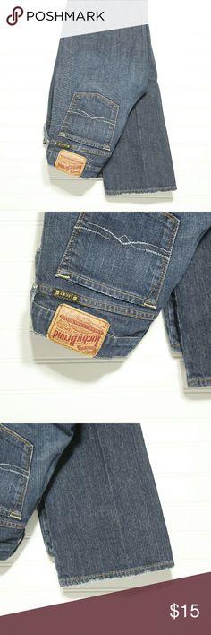 Lucky Women's Boot Cut Jeans 6/28 Preloved Lucky Jeans- Size  6/28 Lucky Brand Jeans Boot Cut