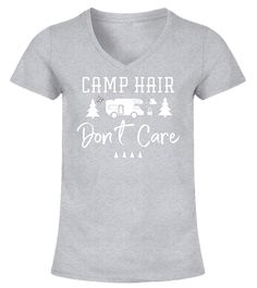 "# Camping Hair Don't Care T Shirt | Camping Lovers Shirt .  Special Offer, not available in shops      Comes in a variety of styles and colours      Buy yours now before it is too late!      Secured payment via Visa / Mastercard / Amex / PayPal      How to place an order            Choose the model from the drop-down menu      Click on ""Buy it now""      Choose the size and the quantity      Add your delivery address and bank details      And that's it!      Tags: This Shirt Lets People Know…"
