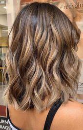 51 Wunderschöne Haarfarbe, die es wert ist, in dieser Saison probiert zu werden - Ombre Haarfarbe - #Color #Gor ...
