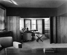 REFORMA MORELOS (1946). JUAN SORDO MADALENO. Impresión B/N . Image © Sordo Madaleno Arquitectos, fotografía por Guillermo Zamora