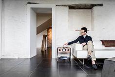 La Boite concept Cube Woody - designed in collaboration with Samuel Accoceberry Credit Photo : David Meignan Woody, Cube, Concept, Collaboration, David, Range, Furniture, Lifestyle, Design