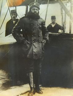 Did you know that the first black Air Force pilot in history was a Nigerian Muslim from the Ottoman Empire? Ahmet Ali Çelikten was an Ottoman combat pilot during World War I. He was born in Collections D'objets, Empire Ottoman, Pilot Training, Harbin, Fighter Pilot, Historical Pictures, African History, World War I, Black History
