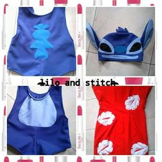 Lilo and stitch costume :)                                                                                                                                                      More