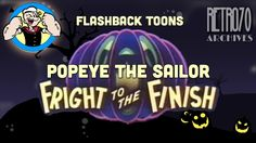 Popeye: FRIGHT to the Finish (1954)