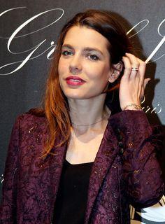 Carlota Casiraghi, natural o sofisticada, la más bella del reino #grimaldi #realeza #royals #monaco
