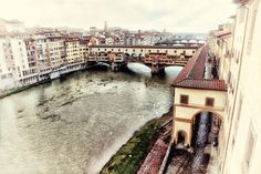 Firenze - Ponte Vecchio (scorcio)