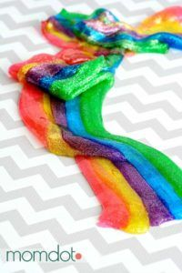 Best DIY Slime Recipes - DIY Rainbow Slime: How To Make With Borax - Cool and Easy Slime Recipe Ideas Without Glue, Without Borax, For Kids, With Liquid Starch, Cornstarch and Laundry Detergent - How to Make Slime at Home - Fun Crafts and DIY Projects for Teens, Kids, Teenagers and Teens - Galaxy and Glitter Slime, Edible Slime http://diyprojectsforteens.com/diy-slime-recipes