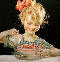 Американский художник Harold Anderson