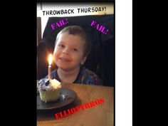 ELLIOTTBROS Throwback Thursday    Jaden Singing HAPPY BIRTHDAY Multiple Fails! FUNNY VIDEO!! We're Jaden and Jaxon. This channel is all about  FUN! Toys, Funny Videos, Challenges, Video Games, Experiments, Attractions and Every Day Kid Life!  If it's fun for kids and their families then you will definitely find it here!   We upload videos often! Your comments, votes, likes and even suggestions determine our next videos - and we love to hear from our fans!! Thank you for Watching. Jaxon and…