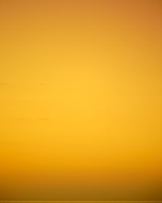 a bright yellow sky. From Eric Cahan Sky Series: Venice Beach, CA  Sunrise 6:15am