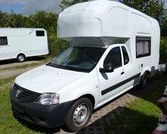 Dacia minicamper Car Camper, Campers, Kangoo Camper, Mini, Recreational Vehicles, Freedom, Political Freedom, Camping, Single Wide