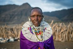 In Maasai tribes, boys between seven and 14 years are circumcised and then they have to le...