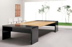 Jennie Modern Conference Table