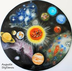 Planets And Nebulae In A Day  Augusta Stylianou