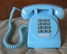 vintage phone for office - no more dropped calls