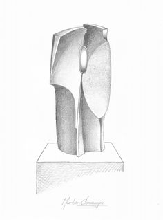 Abstract Sculpture, Sculpture Art, Emotional Drawings, Sculpting, Sketches, Statue, Arts And Crafts, Illustration, Artist