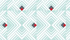 a little art deco-inspired pattern we created Art Deco Movement, Chevron, Patterns, Inspired, Create, Happy, Color, Ideas, Scrappy Quilts
