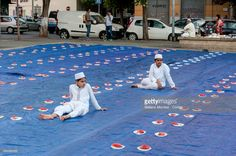 Immigrants from Bangladesh during Iftar, the meal to break their fast at district Torpignattara during the holy fasting month of Ramadan on June 11, 2017 in Rome, Italy. Muslims throughout the world are marking the month of Ramadan, the holiest month in the Islamic calendar during which devotees fast from dawn till dusk.