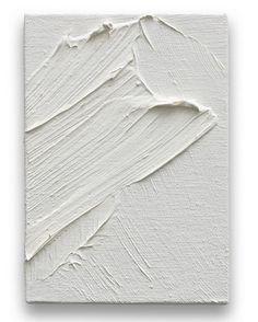 Texture Art, Texture Painting, Texture Drawing, Diy Wall Art, Diy Art, Textured Canvas Art, Plaster Art, White Art, Abstract Wall Art