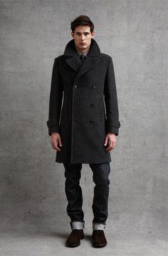 diggin the coat