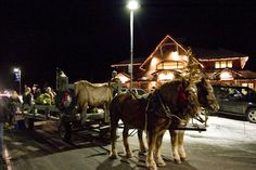 Big Sky Christmas Stroll - Big Sky Town Center. Big Sky, Montana Big Sky Montana, My Ancestors, Rafting, Fly Fishing, Skiing, Events, Horses, Adventure, Christmas