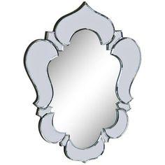 """Vendellin Clear 20 3/4"""" x 25 3/4"""" Wall Mirror -"""