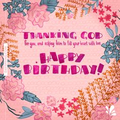 Birthday Friend Ecard Words 38 Ideas For 2019 Happy Birthday Beautiful, Very Happy Birthday, Birthday Love, Happy Birthday Greetings, Birthday Blessings, Birthday Wishes Quotes, Birthday Messages, Happy Birthday Pictures, Birthday Images
